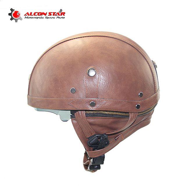 Amazoncom: classic motorcycle helmet