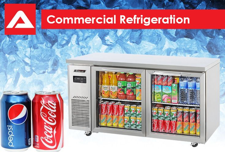 #Commercial #Refrigeration @Alphacatering #Catering #Equipment