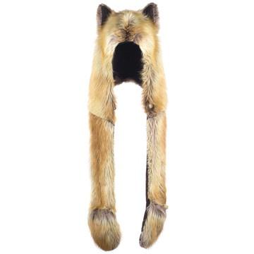 eu.Fab.com | Red Fox Hood