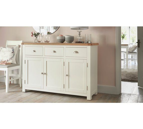Buy Heart Of House Kent Large Sideboard
