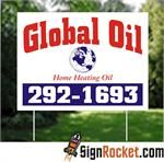 Bandit Signs: Buy Custom Made Coroplast Bandit Signs Today