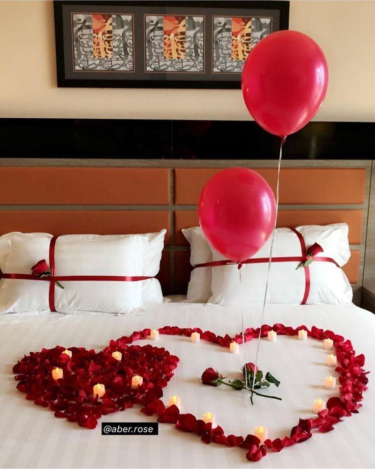 Create A Romantic Valentine S Day Bedroom Using Your 5 Senses