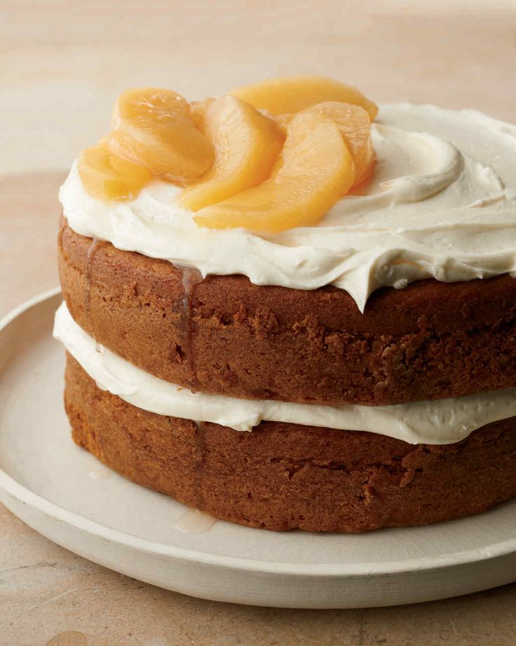 This spiced pumpkin cake is enhanced by layers of a delectably rich frosting that features cream cheese and goat cheese. Quince, available in the fall, has a fragrant, apple-like flavor. If you can