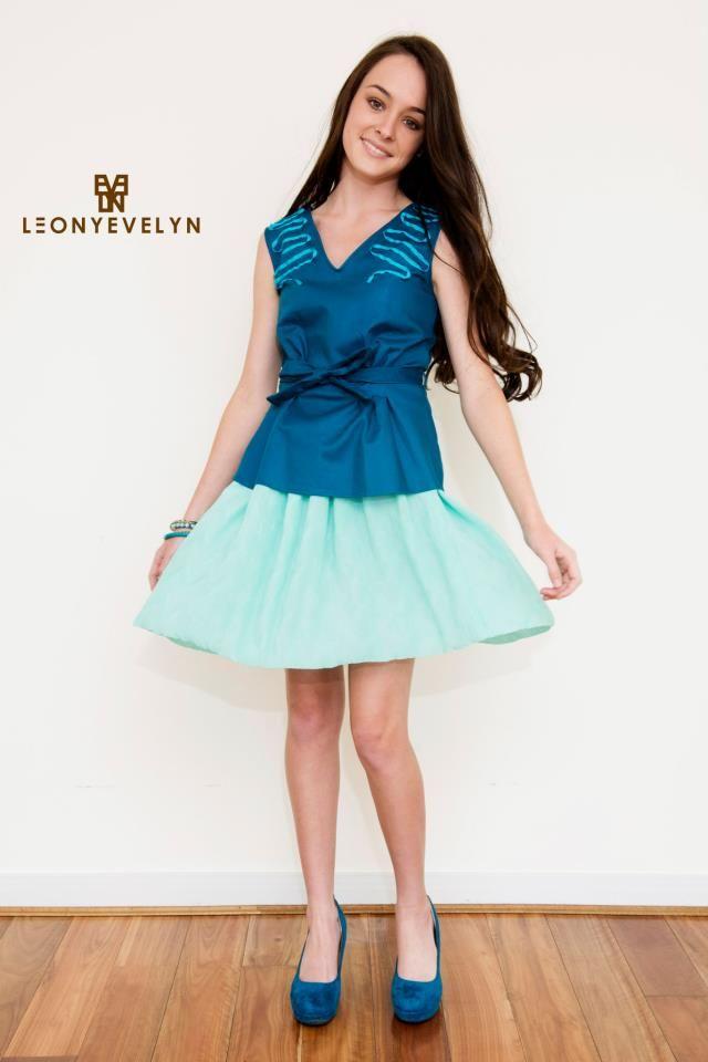 Nanorth Turquoise - IDR 219,000