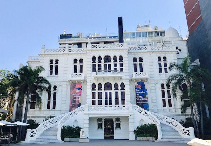 The Sursock Museum, Beirut