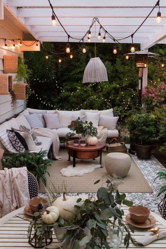 Best Decor For Small Patio Spaces