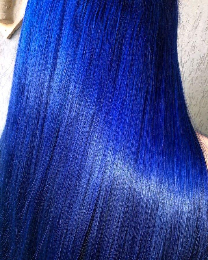 Lunar Tides Blue Velvet By Hair Elio Brown Hair Dye Black