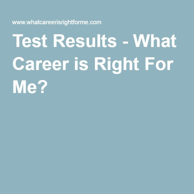 Best 25+ Career aptitude test free ideas on Pinterest Career - career test free