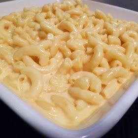 Macaroni au fromage a la mijoteuse