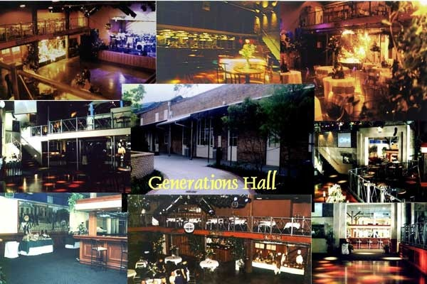 Generations Hall-New Orleans