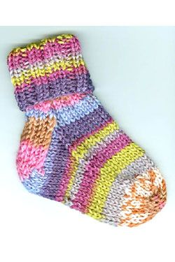 1000+ ideas about Knit Sock Pattern on Pinterest Sock knitting, Knitting an...