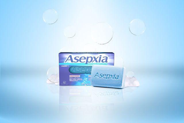 By Sandra Neves: Resenha sabonete esfoliante da asepxia.