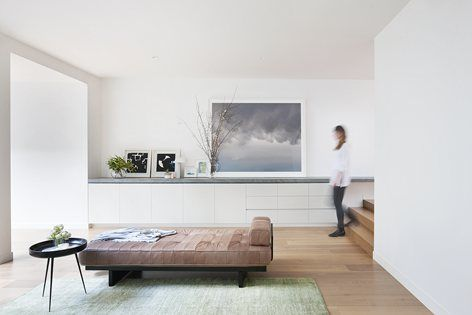 Courtyard House, Melbourne, 2016 - Robson Rak Architects