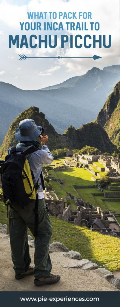 The essential Inca Trail packing list   Mastering Macchu Picchu   Machu Picchu packing list   Machu Picchu preparation   Hiking the Inca Trail   Things to take to Machu Picchu   What to know before hiking the Inca Trail