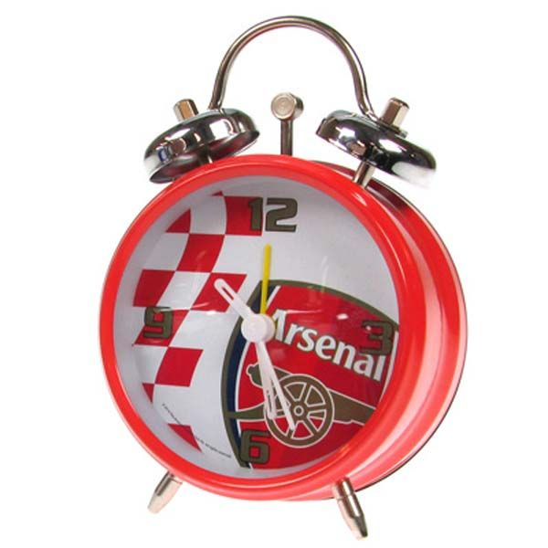 Arsenal F.C. Alarm Clock CQ - Rs. 775 Official #Football #Merchandise from the #EPL