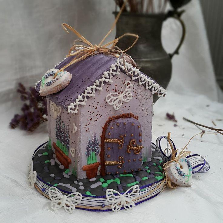 Lavandería cookie Cottage // Olesia Gul