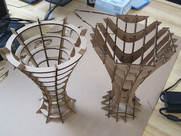 Picture of Design and Make a Table in a Day: Assembly