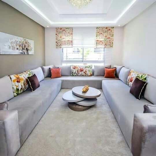 Awesome Salon Marocain Moderne 2017 Photos - House Design ...