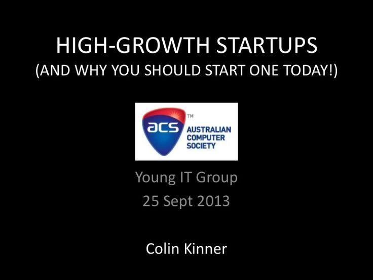 ck-slides-acs-yit-24-sept-2013-final by Colin Kinner via Slideshare