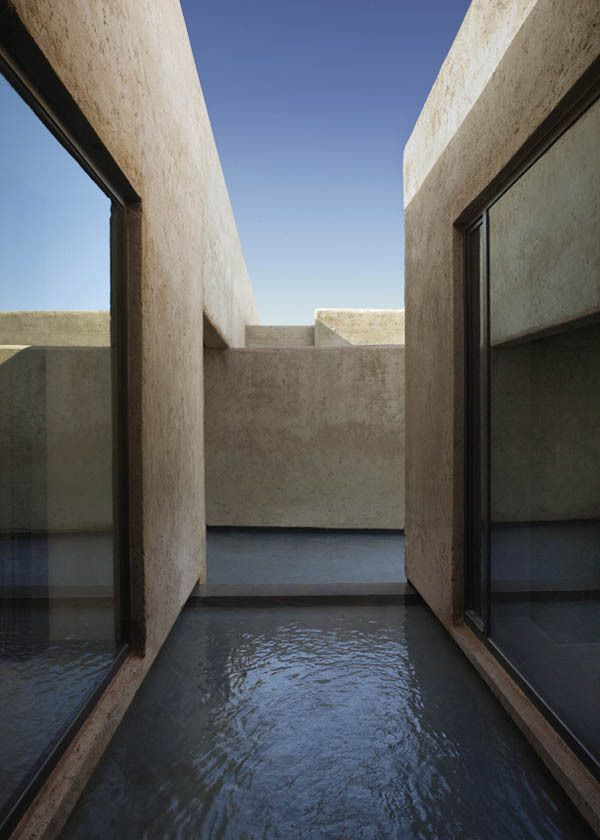 "atheartathome:  ""Villa K, Marrakesh by Studio Ko © by Studio Ko; All images by Daniel Glaser  """