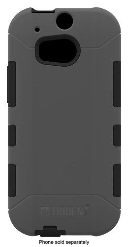 Trident - Aegis Case for HTC One (M8) Cell Phones - Gray
