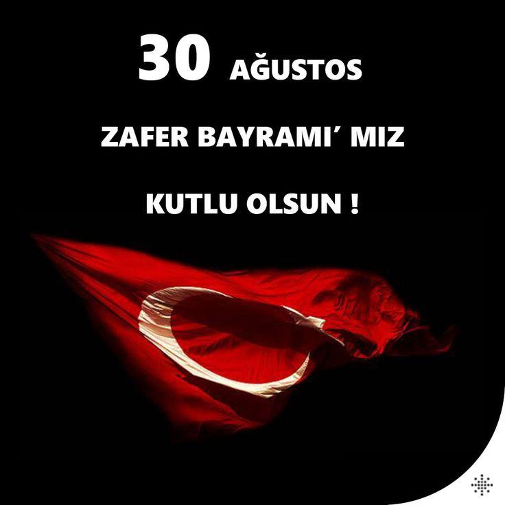 30 Ağustos Zaferimizin 95. yılı Kutlu Olsun !  #30agustos #zaferbayrami