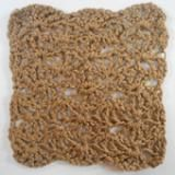 Lacy Treble Shell Dishcloth – Free Crochet Pattern: You Can Crochet a Lacy Dishcloth Like This One Using Our Free Crochet Pattern.