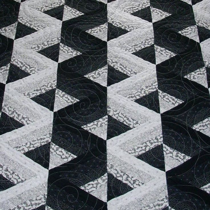3d Illusion Quilting Pattern