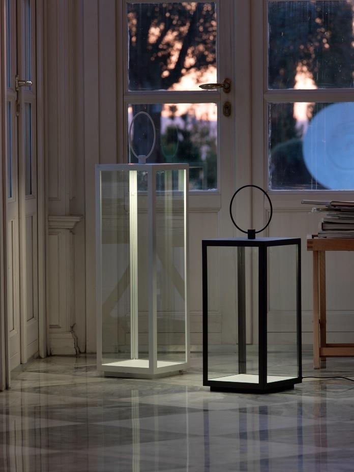 Lampade da terra Oslo Unopiù, design Carlo Martino.  http://www.studiomartino5.it/