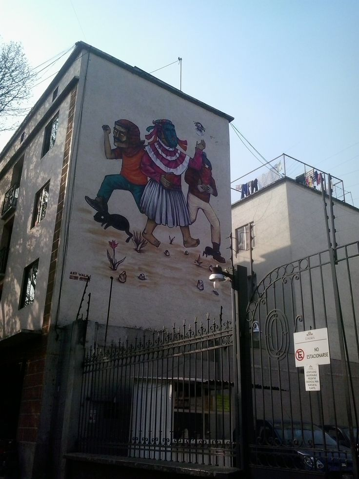 D.F. - México