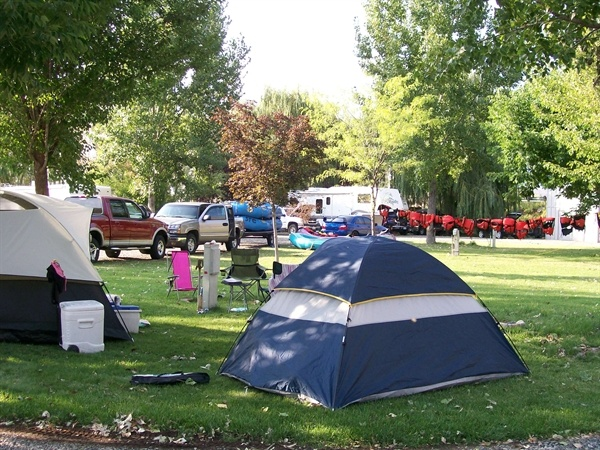 Swiftwater RV Park in White Bird Idaho... Right on the banks of the Salmon River, motorcycle & ATV friendly, only 17 miles away from Hells Canyon National Recreation Area!