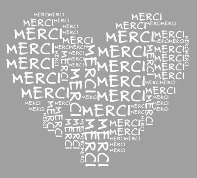 A big thank you...merci...for all who contribute these fabulous pins to this board, all things french..and also to all who follow this board and repin....♥●•٠·˙