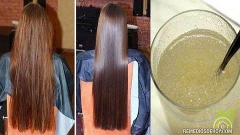 Para toda las personas que tienen un pelo reseco y desean un pelo fuerte, suave y hermoso la solu...