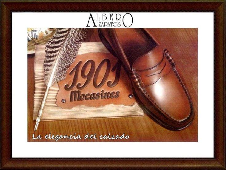 Tú también puedes tener la mayor elegancia en calzado desde 1901 con los mocasines de Albero Zapatos   ¿Te vas a quedar sin los tuyos para esta #FeriaSevilla15? :) http://goo.gl/bGEysS