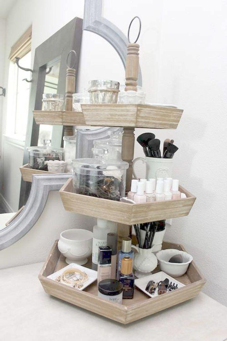 Sauder Caraway Etagere Bath Soft White Finish