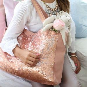 The perfect sleep over bag - www.zjoosh.com.au