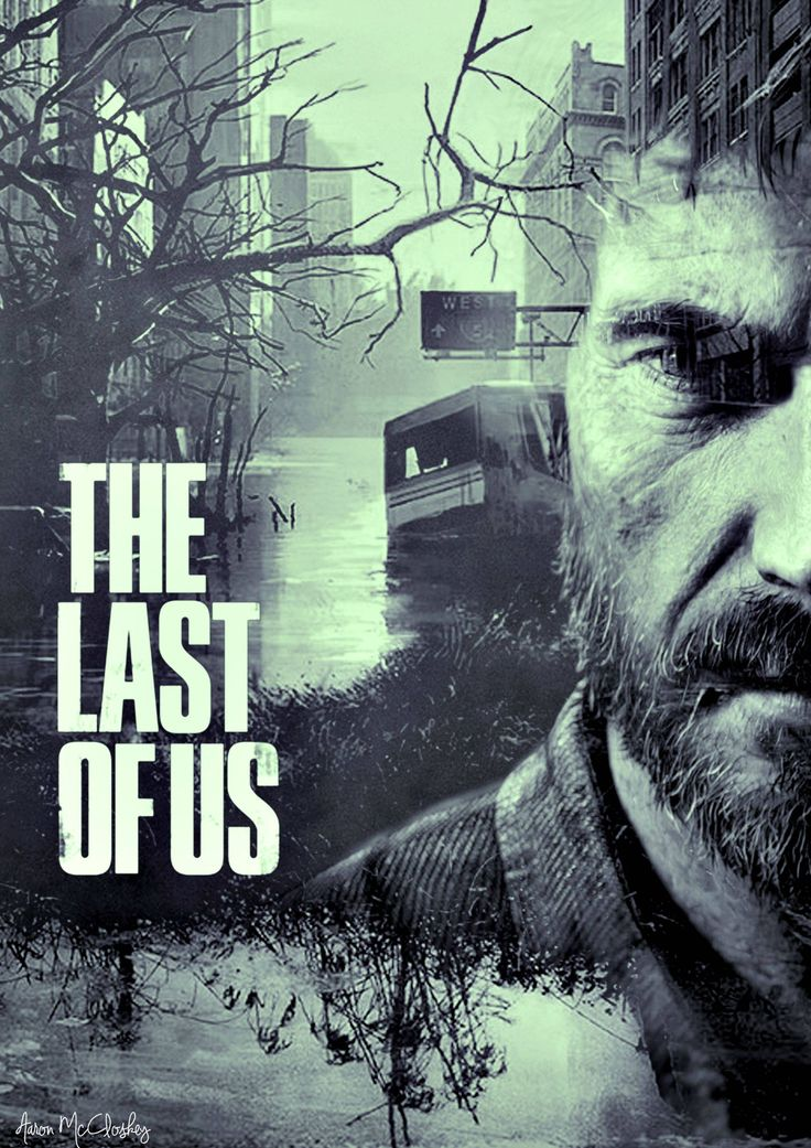 "the last of us poster | My ""The Last of Us"" poster"