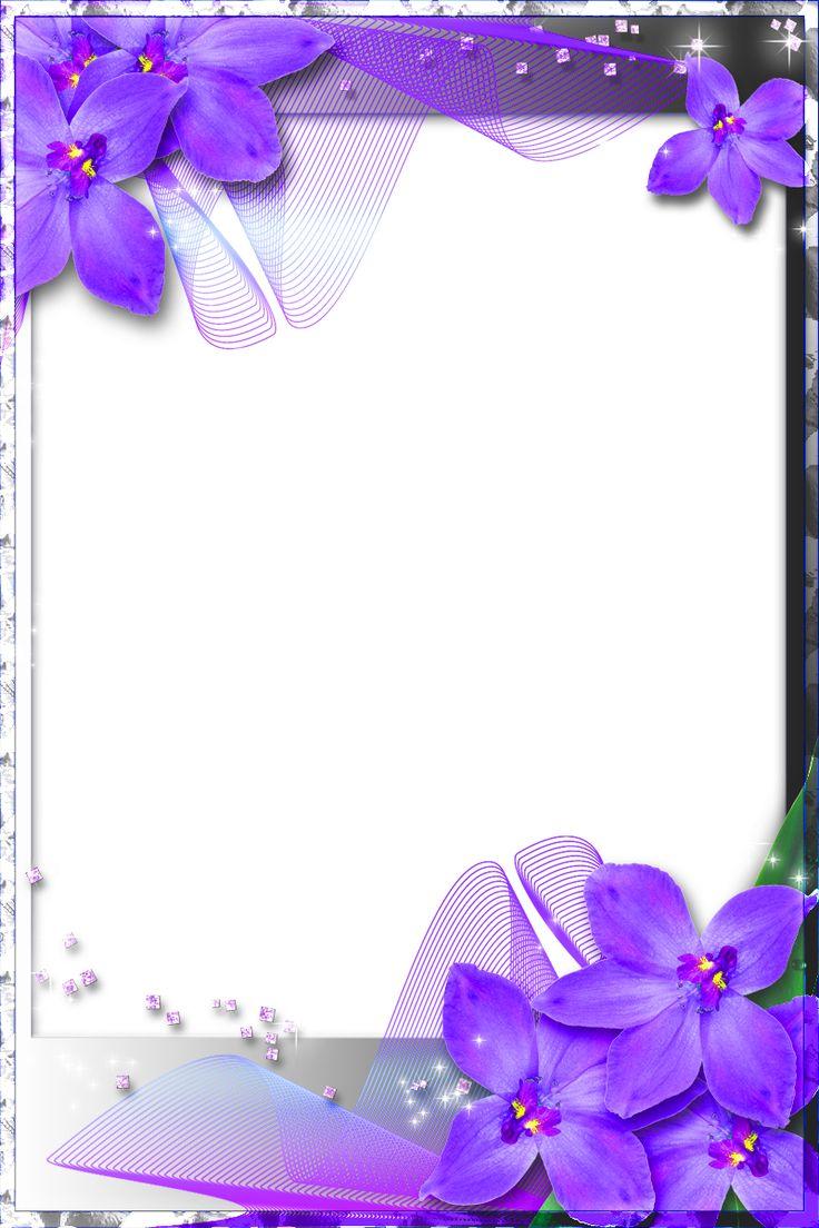 flower borders for word