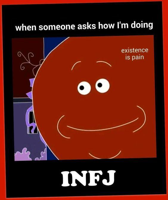 🤣#infj #infjlife #infjproblems | INFJ Personality | Infj