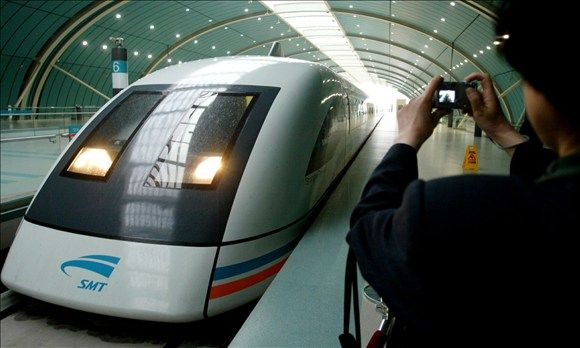 Uses of Electricity & Magnetism in further transportation