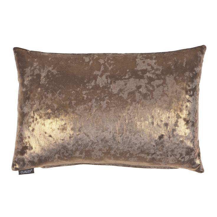 Claudi Exclusive Cushions Beppe Bronze 30x45 cm