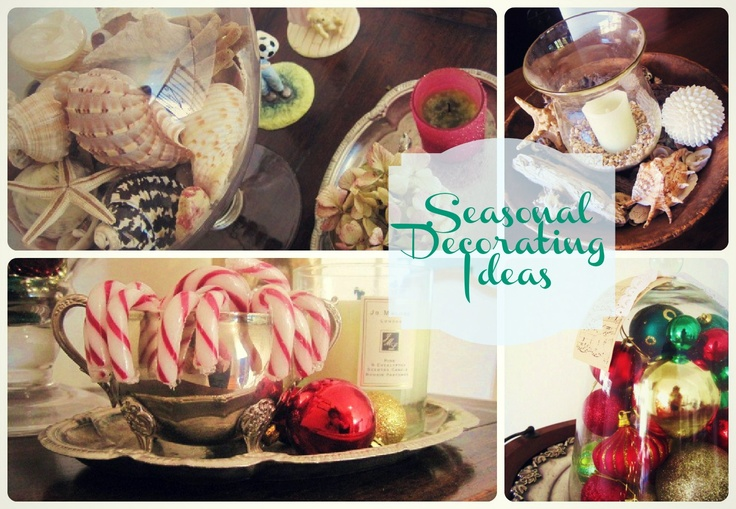Seasonal Decorating Ideas #Fall #Spring: Party'S, Nature, Decorating Ideas, Parties, Multiple Images Ideas, Seasonal Decorating, Craft Ideas, Holiday Decor, Ideas Fall