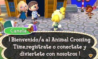 Animal Crossing Time - Google+
