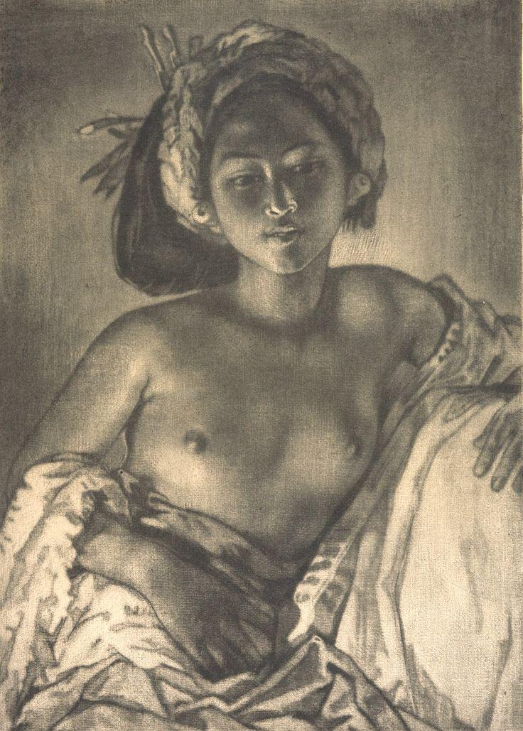 Willem Gerard Hofker Indonesian art