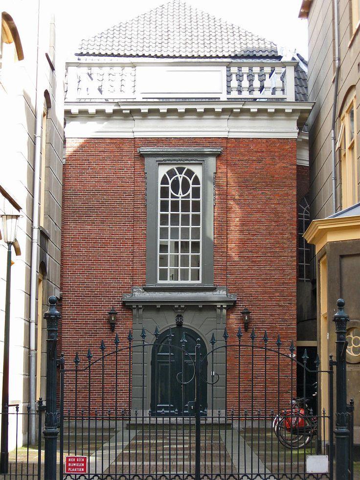 Doopsgezinde Kerk Oude Boteringestraat , Groningen