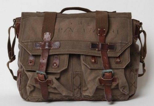 "Great Polo Ralph Lauren ""explorer"" messenger found on NotCouture and retails for"
