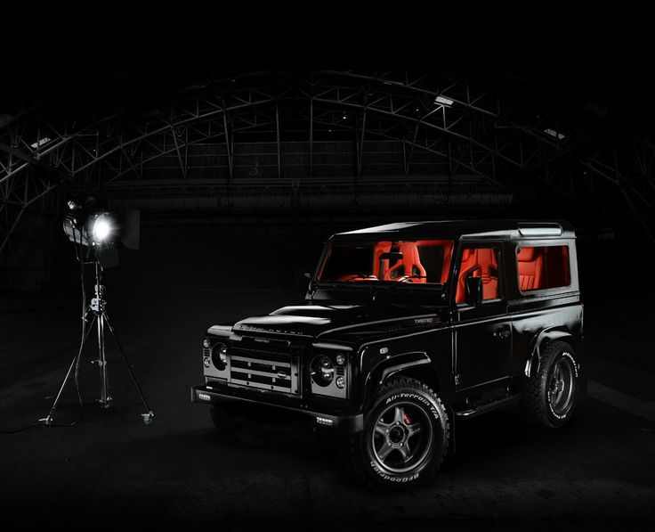 11 best my style images on pinterest all alone camcorder and the twisted red edition land rover is an enhanced and modified design of the defender model with a sleek black exterior contrasting with the scarlet red freerunsca Image collections