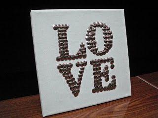 Tela com o tema: Love