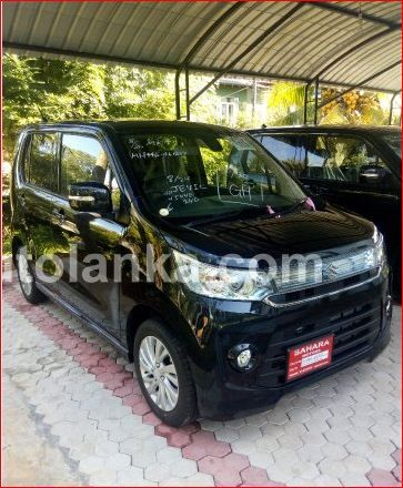 2014 Suzuki Wagon R Stringray X