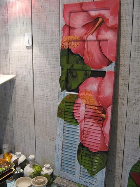 janela hibisco by argina seixas, via Flickr
